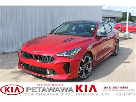 2018 Kia Stinger GT (Stk: 18205) in Petawawa - Image 1 of 12