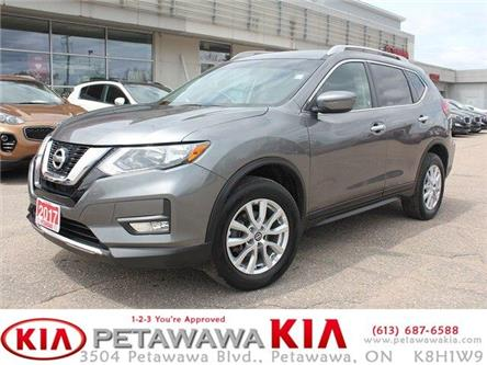 2017 Nissan Rogue SV (Stk: 19142-1) in Petawawa - Image 1 of 14