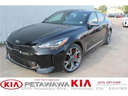 2019 Kia Stinger  (Stk: 19212) in Petawawa - Image 1 of 10