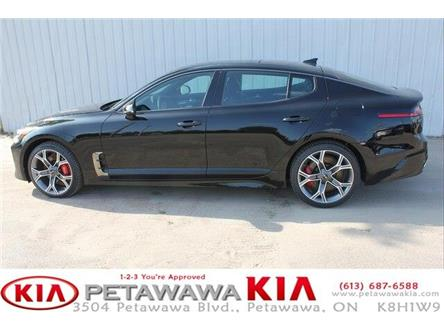 2019 Kia Stinger  (Stk: 19212) in Petawawa - Image 2 of 10