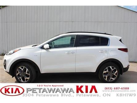 2020 Kia Sportage EX (Stk: 20041) in Petawawa - Image 2 of 6