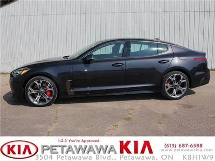 2019 Kia Stinger  (Stk: 19226) in Petawawa - Image 2 of 12