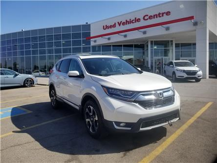 2017 Honda CR-V Touring (Stk: 2190932A) in Calgary - Image 1 of 30