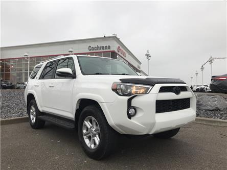 2016 Toyota 4Runner SR5 (Stk: 2897) in Cochrane - Image 1 of 15