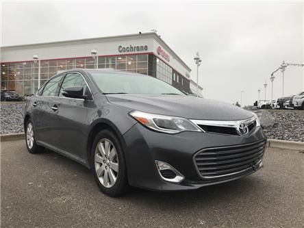 2013 Toyota Avalon XLE (Stk: 2898) in Cochrane - Image 1 of 14