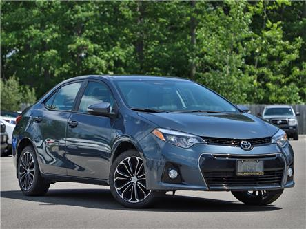 2016 Toyota Corolla S (Stk: P3504) in Welland - Image 1 of 22