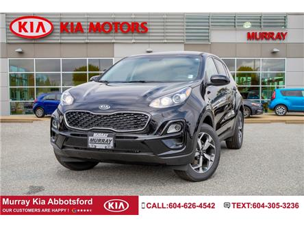 2020 Kia Sportage LX (Stk: SP01171) in Abbotsford - Image 1 of 25