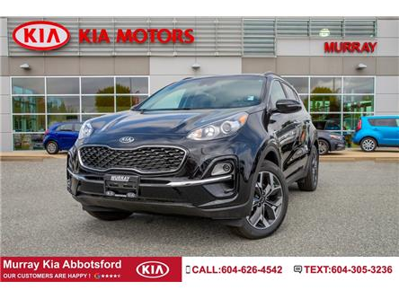 2020 Kia Sportage EX Premium (Stk: SP07750) in Abbotsford - Image 1 of 25