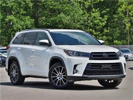 2017 Toyota Highlander XLE (Stk: P3523) in Welland - Image 1 of 23