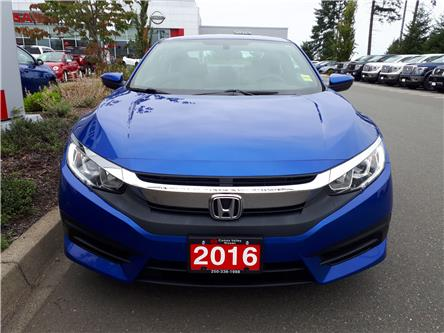 2016 Honda Civic LX (Stk: P0097A) in Courtenay - Image 2 of 9