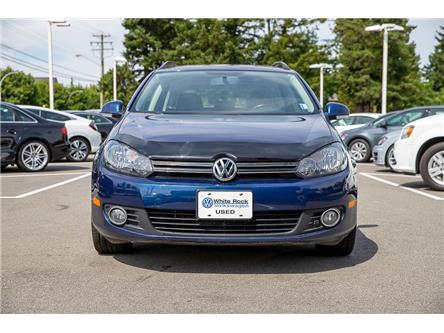 2014 Volkswagen Golf 2.0 TDI Wolfsburg Edition (Stk: VW0931) in Vancouver - Image 2 of 25