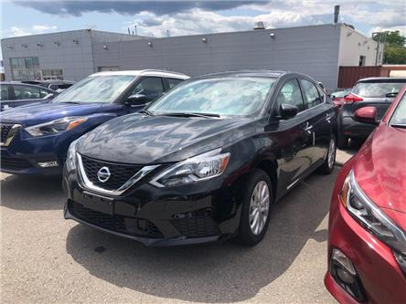 2019 Nissan Sentra 1.8 SV (Stk: KY350621) in Whitby - Image 1 of 5