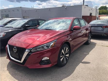 2019 Nissan Altima 2.5 SV (Stk: KN328591) in Whitby - Image 1 of 4
