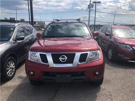 2019 Nissan Frontier PRO-4X (Stk: KN779286) in Whitby - Image 2 of 4
