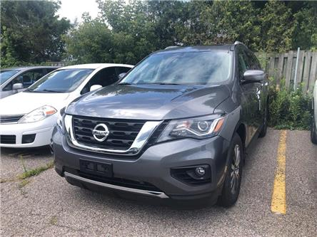 2019 Nissan Pathfinder SL Premium (Stk: KC648101) in Whitby - Image 1 of 4