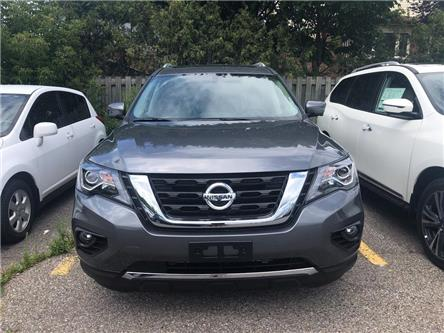 2019 Nissan Pathfinder SL Premium (Stk: KC648101) in Whitby - Image 2 of 4