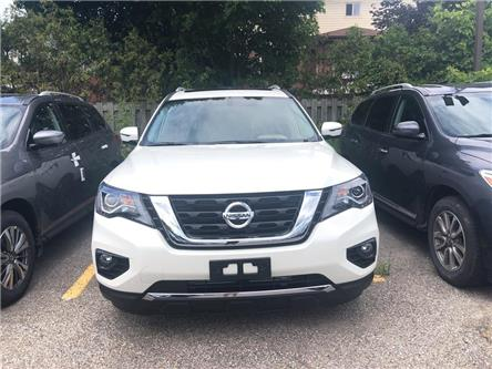 2019 Nissan Pathfinder Platinum (Stk: KC647632) in Whitby - Image 2 of 4