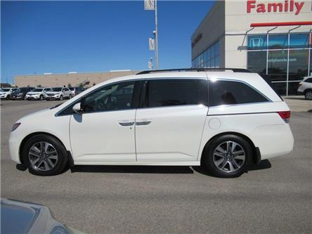 2016 Honda Odyssey Touring, FULLY LOADED! (Stk: 9506784A) in Brampton - Image 2 of 28