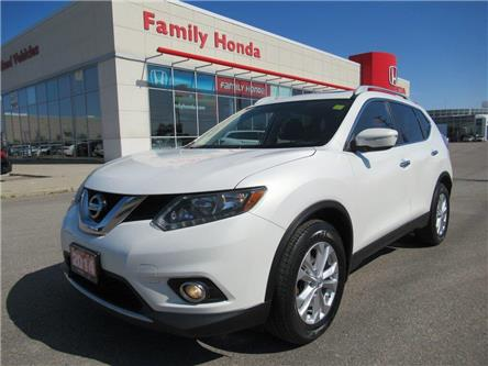 2014 Nissan Rogue SV, BACK UP CAM, PANO SUNROOF! (Stk: 775533X) in Brampton - Image 1 of 27