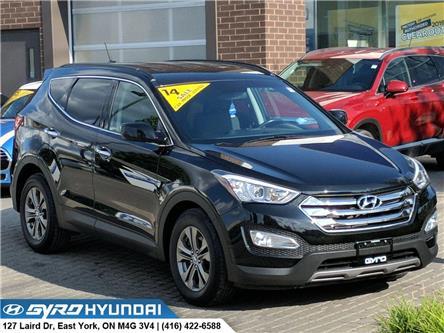 2014 Hyundai Santa Fe Sport 2.0T Premium (Stk: H4755A) in Toronto - Image 1 of 27