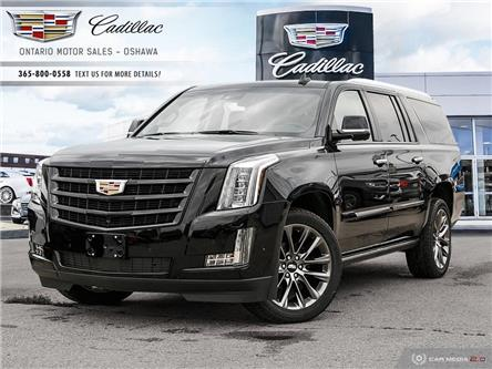 2020 Cadillac Escalade ESV Premium Luxury (Stk: T0112051) in Oshawa - Image 1 of 19