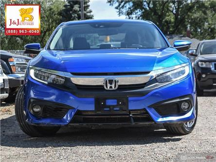 2017 Honda Civic Touring (Stk: J19083) in Brandon - Image 2 of 27