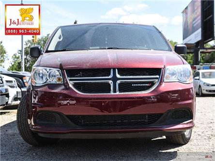 2017 Dodge Grand Caravan 29G SXT (Stk: J19073) in Brandon - Image 2 of 27
