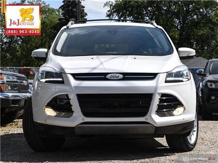 2013 Ford Escape Titanium (Stk: J19070) in Brandon - Image 2 of 27
