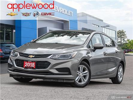 2018 Chevrolet Cruze LT Auto (Stk: 2656LB) in Mississauga - Image 1 of 23
