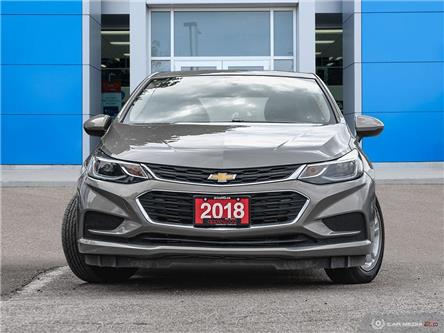 2018 Chevrolet Cruze LT Auto (Stk: 2656LB) in Mississauga - Image 2 of 23