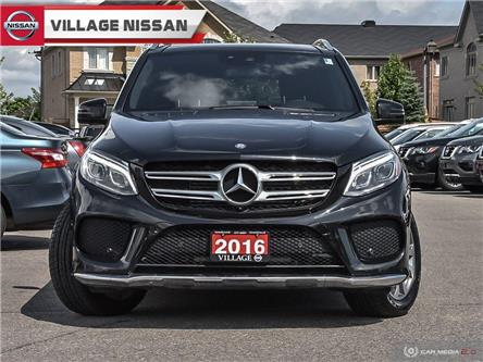 2016 Mercedes-Benz GLE-Class Base (Stk: P2870) in Unionville - Image 2 of 27