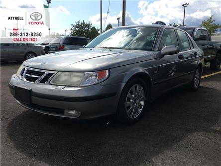2002 Saab 9-5 LINEAR ALLOY WHEELS, FOG LAMPS, SUNROOF, LEATHER,  (Stk: 45061A) in Brampton - Image 1 of 9