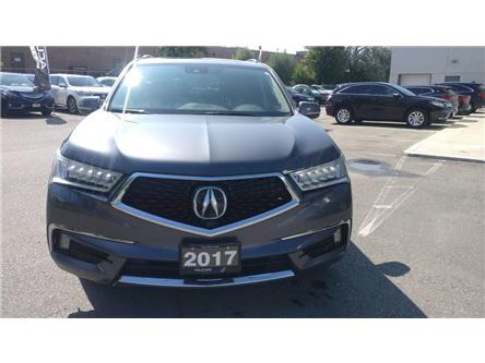 2017 Acura MDX Elite Package (Stk: 501350T) in Brampton - Image 2 of 14