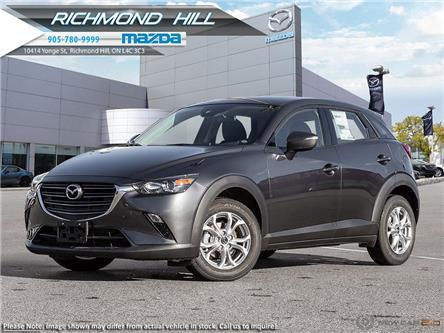 2019 Mazda CX-3 GS (Stk: 19-102) in Richmond Hill - Image 1 of 23