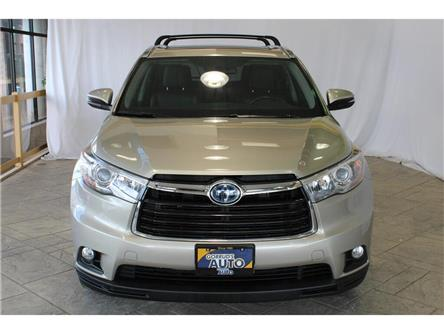 2015 Toyota Highlander Hybrid  (Stk: 008091) in Milton - Image 2 of 48