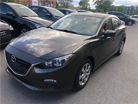 2015 Mazda Mazda3 GX (Stk: 222416) in Vaughan - Image 1 of 5