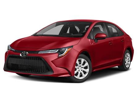 2020 Toyota Corolla LE (Stk: 200098) in Whitchurch-Stouffville - Image 1 of 9