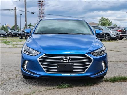 2018 Hyundai Elantra GL SE (Stk: U06616) in Toronto - Image 2 of 24
