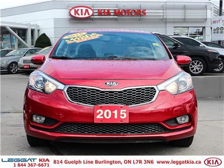 2015 Kia Forte  (Stk: 902051A) in Burlington - Image 2 of 24