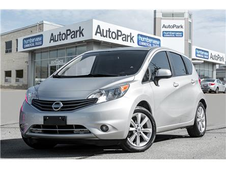2014 Nissan Versa Note 1.6 SL (Stk: ) in Mississauga - Image 1 of 19