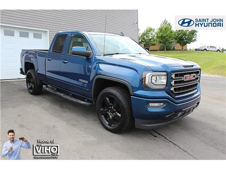 2018 GMC Sierra 1500 Base (Stk: U2284) in Saint John - Image 1 of 16