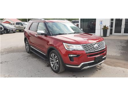 2019 Ford Explorer Platinum (Stk: P0475) in Bobcaygeon - Image 2 of 30