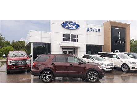 2019 Ford Explorer Sport (Stk: P0476) in Bobcaygeon - Image 1 of 25