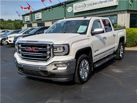 2017 GMC Sierra 1500 SLT (Stk: 10478) in Lower Sackville - Image 1 of 25