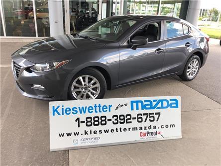2015 Mazda Mazda3 GS (Stk: U3846) in Kitchener - Image 1 of 30