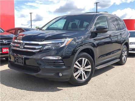 2017 Honda Pilot EX-L Navi (Stk: 58400A) in Scarborough - Image 1 of 27