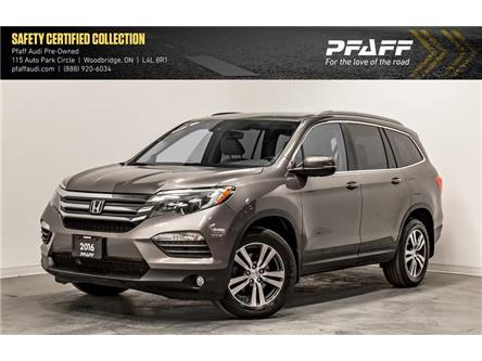 2016 Honda Pilot EX-L RES (Stk: C7006) in Woodbridge - Image 1 of 22