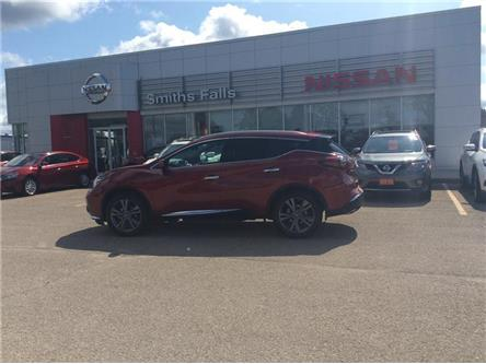 2019 Nissan Murano Platinum (Stk: P2007) in Smiths Falls - Image 1 of 13