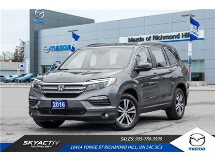 2016 Honda Pilot EX-L Navi (Stk: 19-239A) in Richmond Hill - Image 1 of 22