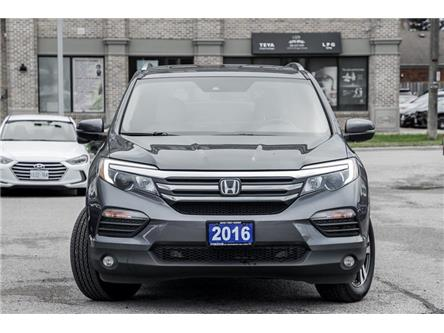 2016 Honda Pilot EX-L Navi (Stk: 19-239A) in Richmond Hill - Image 2 of 22